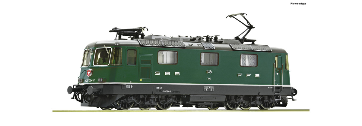 Roco 71404 Elektrolokomotive 430 364-0