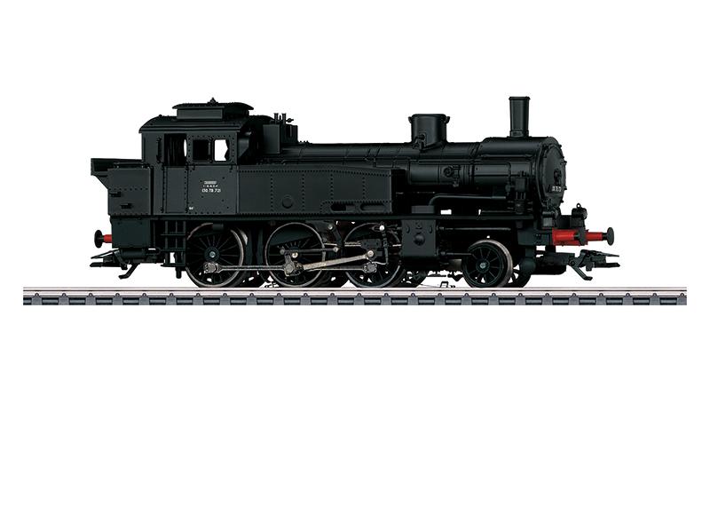 Märklin 36371 Dampflokomotive Serie 130 TB