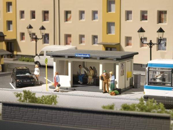 Auhagen 11419 Buswartehäuschen