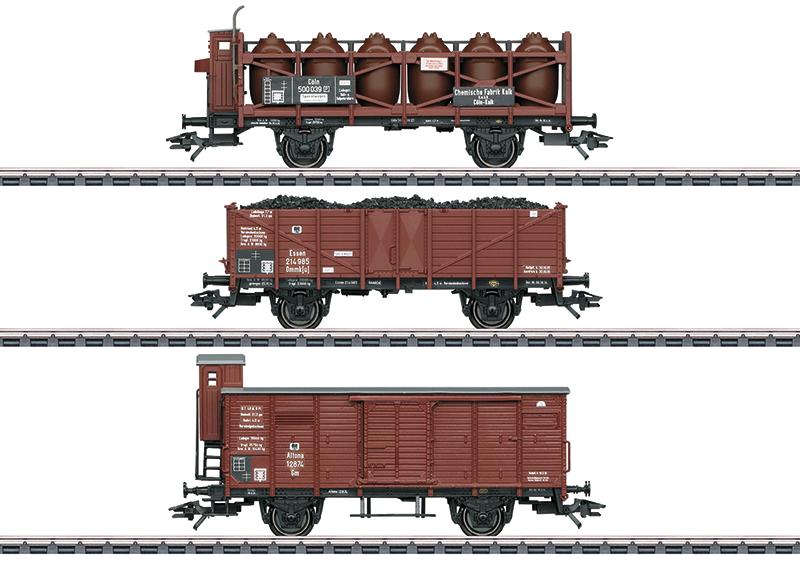 Märklin 46394 Güterwagen-Set
