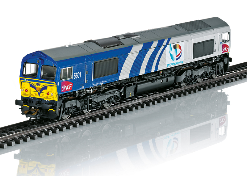 Märklin 39064 Diesellokomotive Class 66 Diesellokomotive Class 66