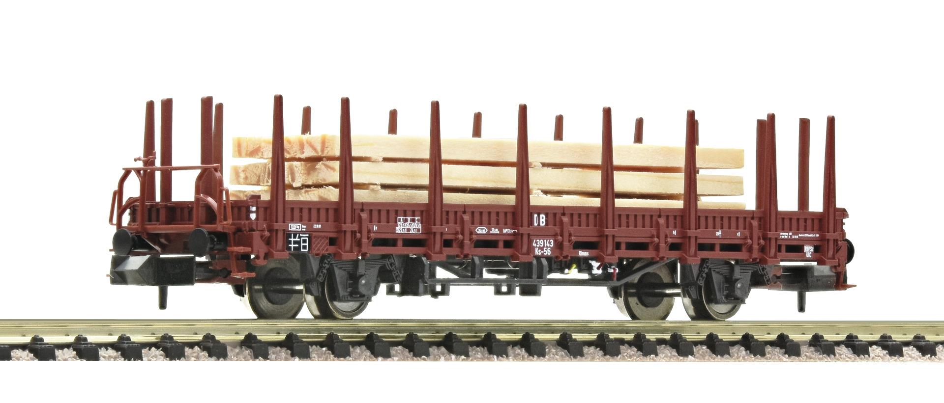 Fleischmann 825730 Steckrungenwagen
