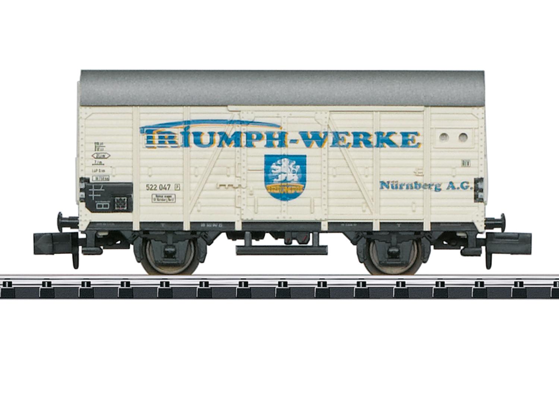 Trix 15398 Gedeckter Güterwagen Gedeckter Güterwagen