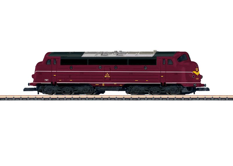 Märklin 88637 Diesellokomotive Serie MV