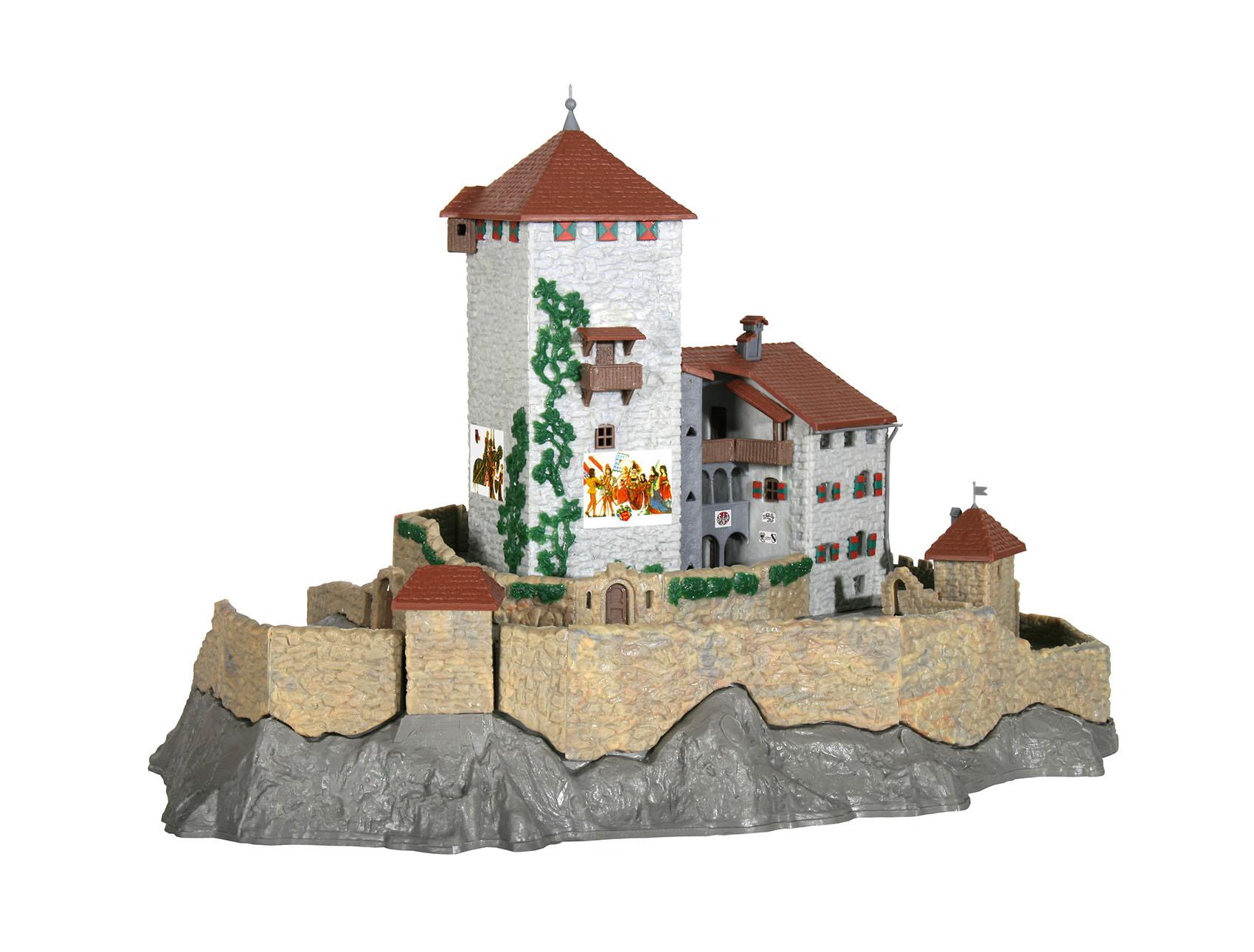 Kibri 36402 Z Burg Wildenstein