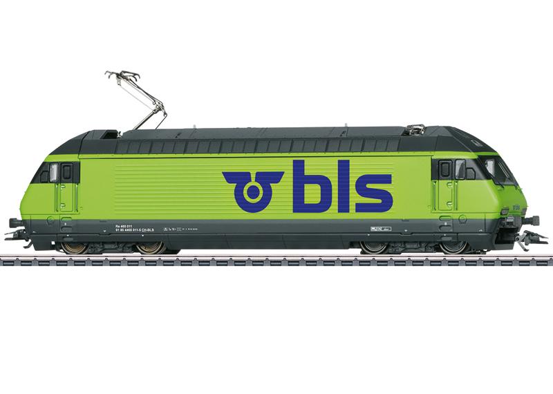Märklin 39462 Elektrolokomotive Re 465 Elektrolokomotive Re 465