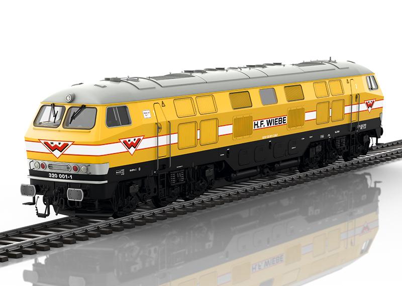Märklin 55326 Diesellokomotive