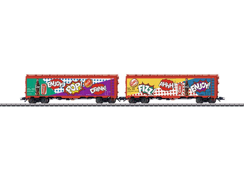 Märklin 45685 Güterwagen-Set  US Kühlwagen