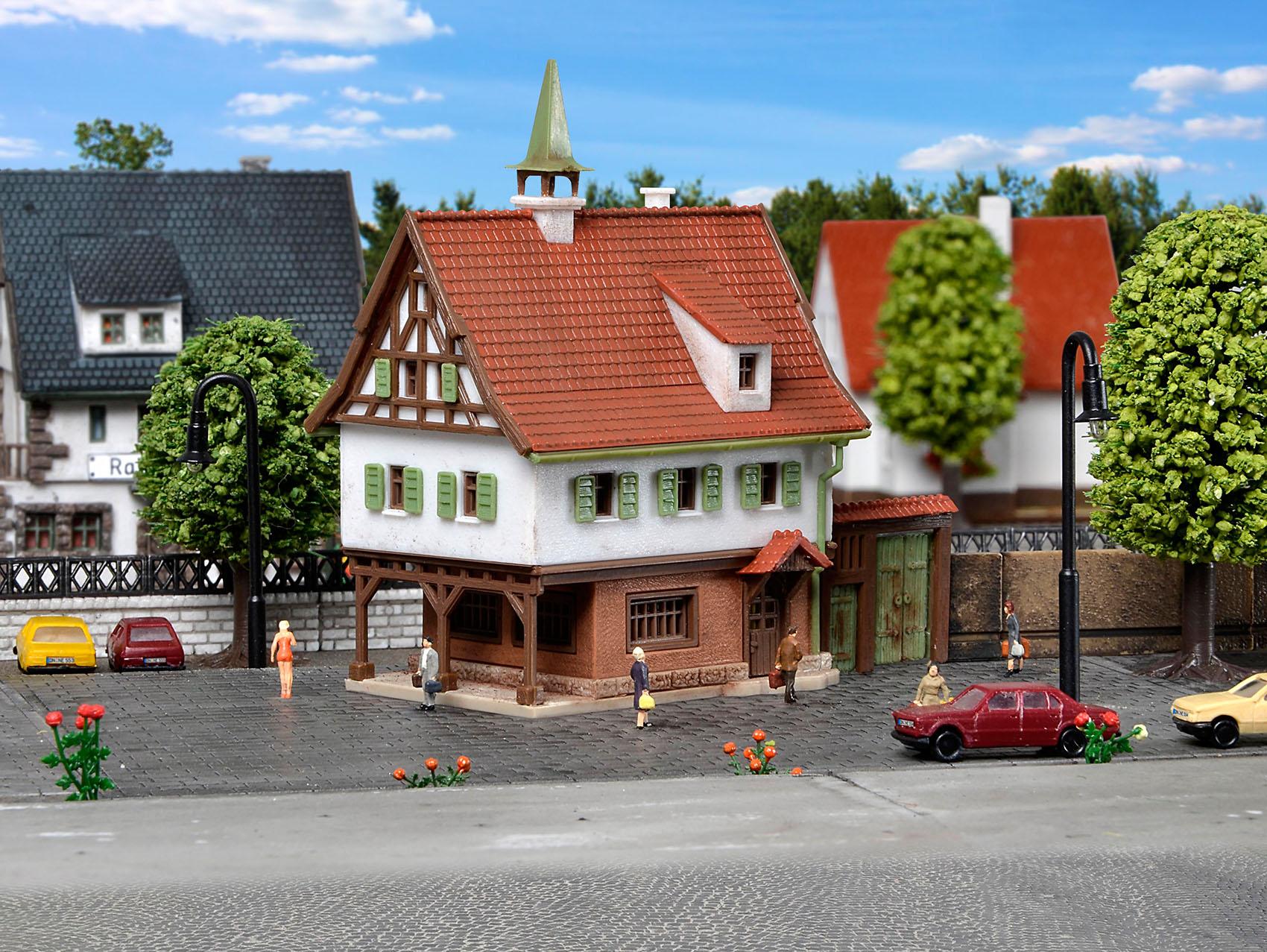 Vollmer 49532 Z Rathaus