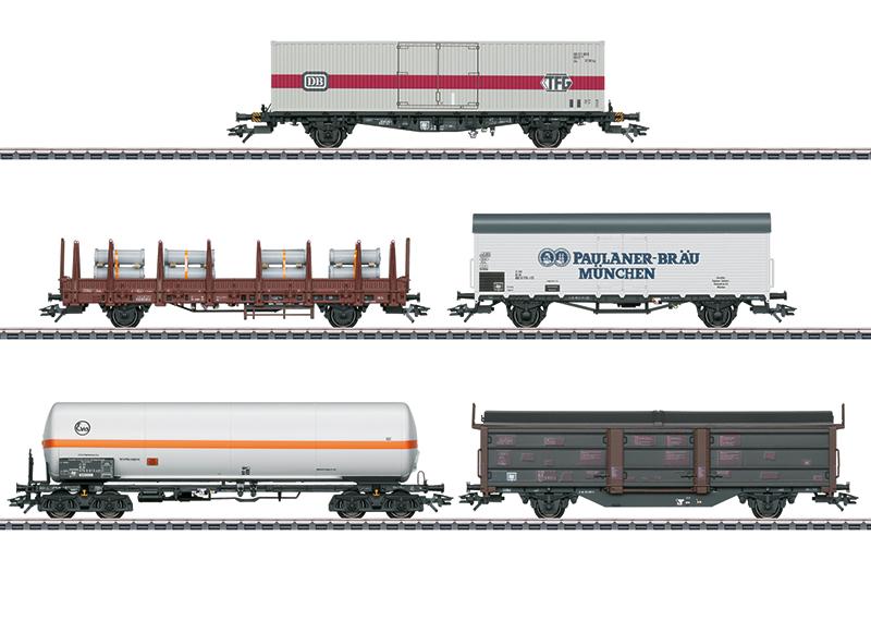 Märklin 47370 Güterwagen-Set zur Baureihe 194 Güterwagen-Set zur Baureihe 194
