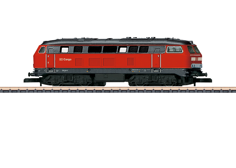 Märklin 88791 Diesellokomotive Baureihe 216