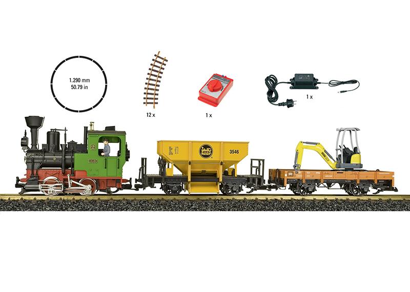 LGB 70403 Startset Güterzug