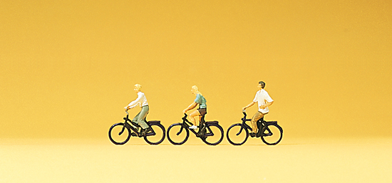 Preiser 79089 Radfahrer