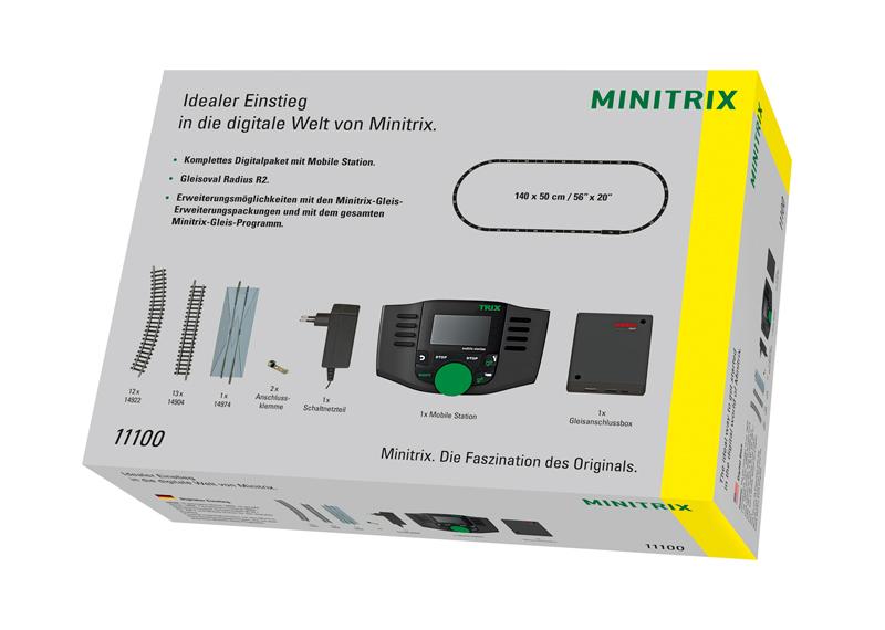 Trix 11100 Digitaler Einstieg Digitaler Einstieg