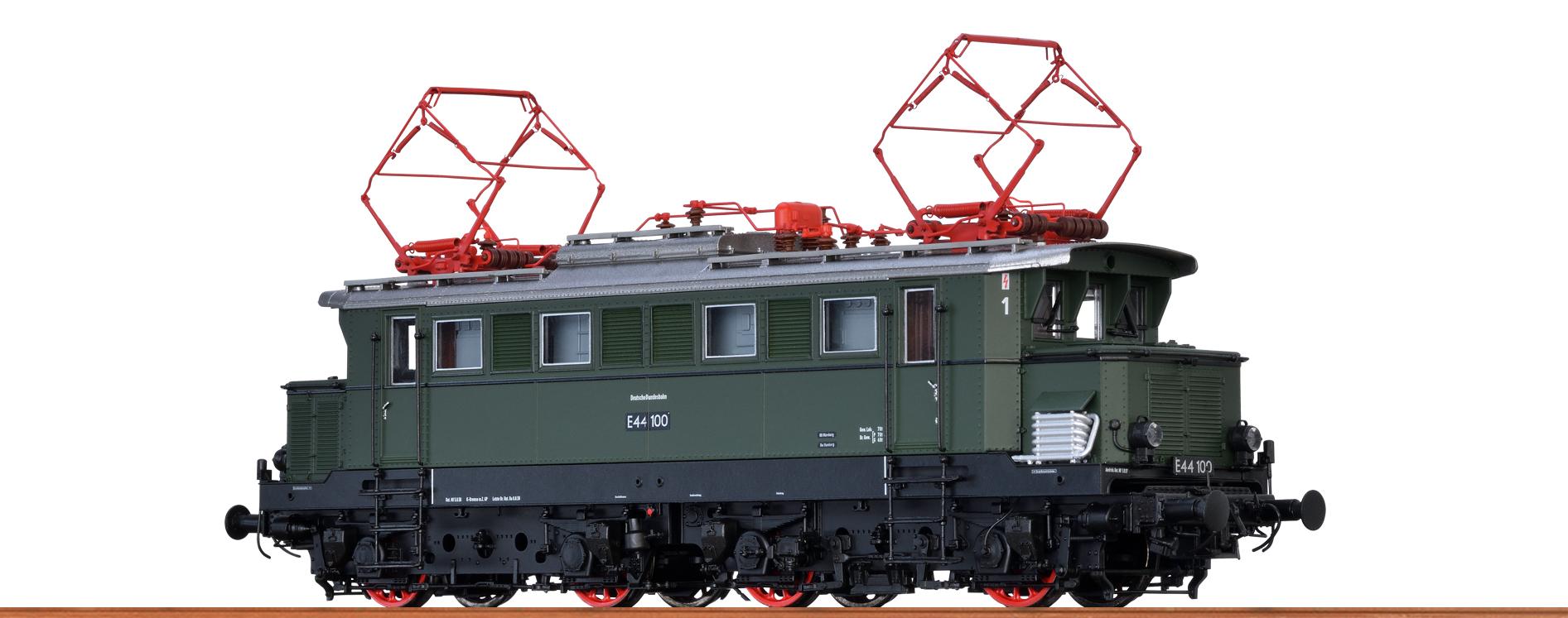 Brawa 43404 EL E44 DB III DC BAS+