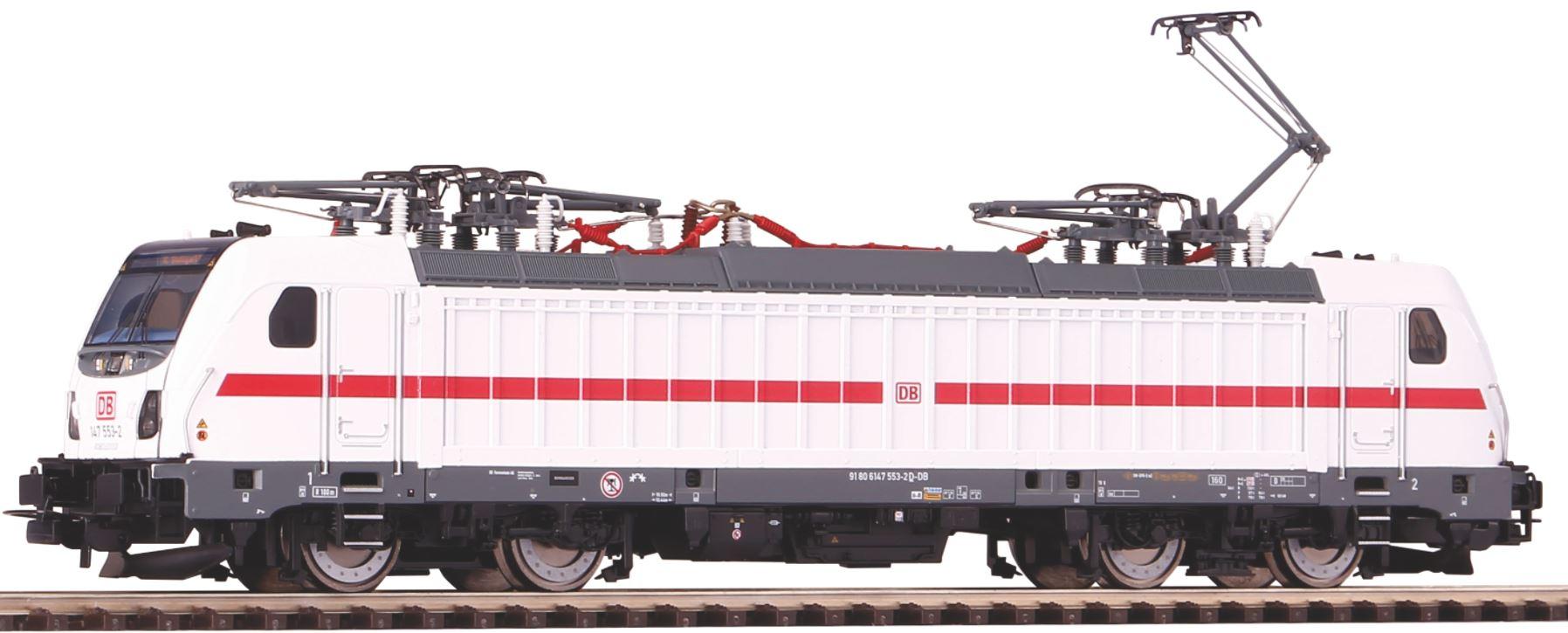 Piko 51583 ~E-Lok BR 147.5 DB AG VI + Pl