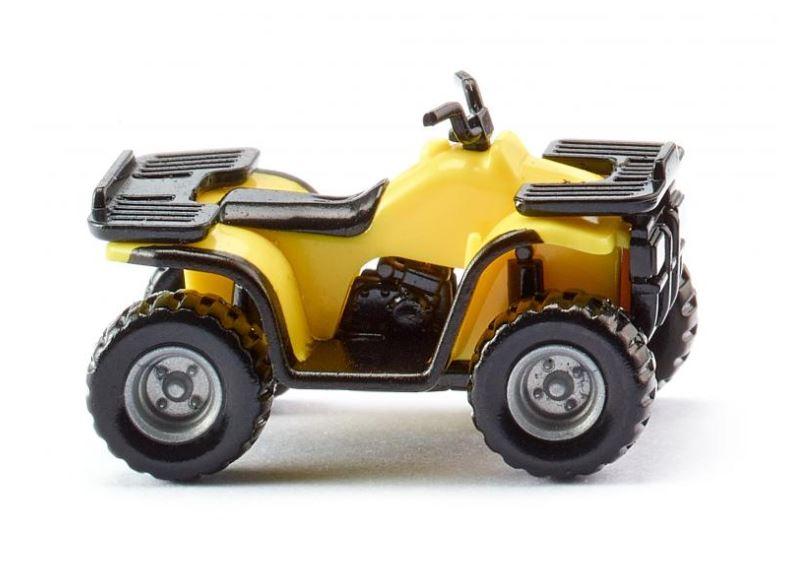 All Terrain Vehicle - gelb
