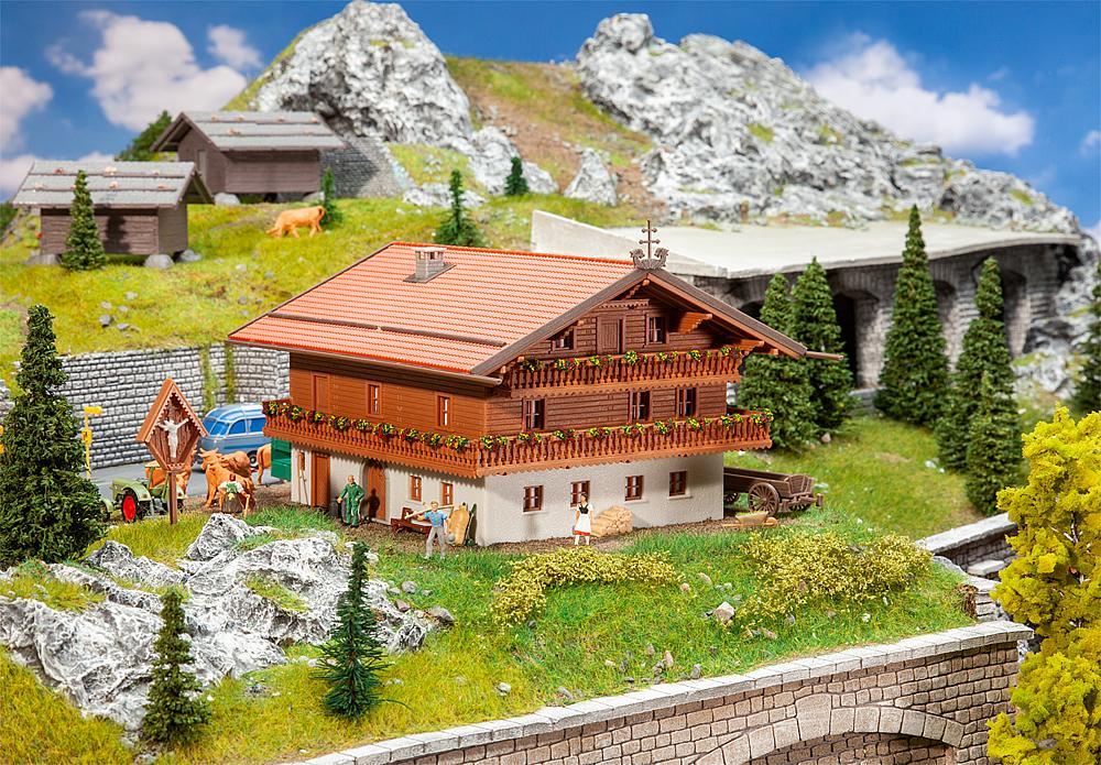 Gebr. Faller 191745 Alpenhaus Chiemgau